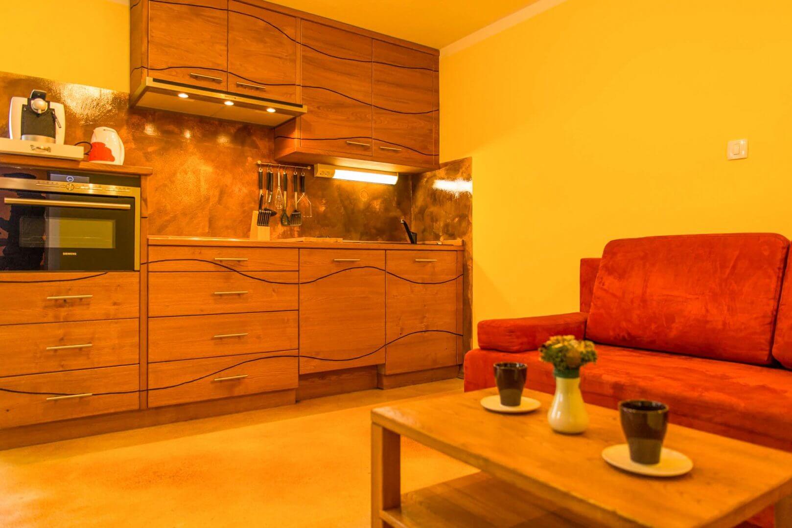 Apartma Smaragdna Kapljica - Apartmaji Mrakič