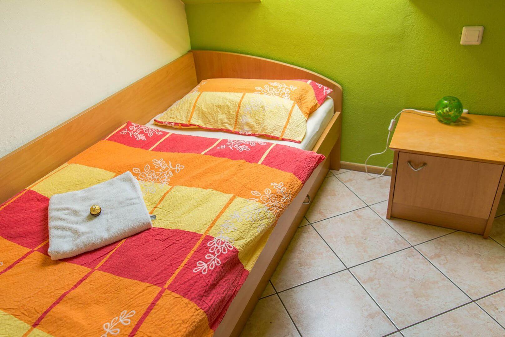 Soba za 2 osebi - Apartma Gozdni Sprehod